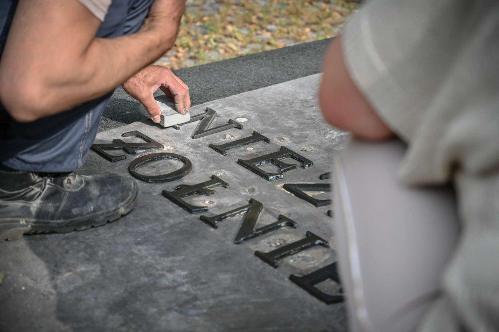 Częstochowskie pomniki i miejsca pamięci narodowej poddane konserwacji 4