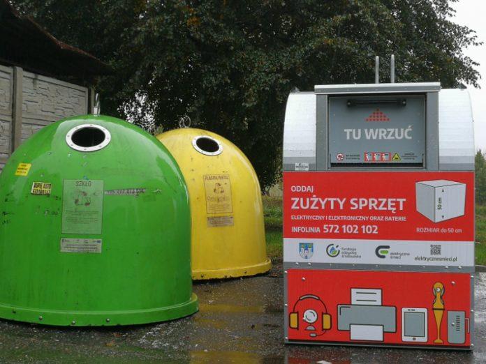Częstochowski CUK przypomina, jak prawidłowo segregować śmieci. Do czerwonych pojemników na elektroodpady nie wszystko możemy wrzucać 4
