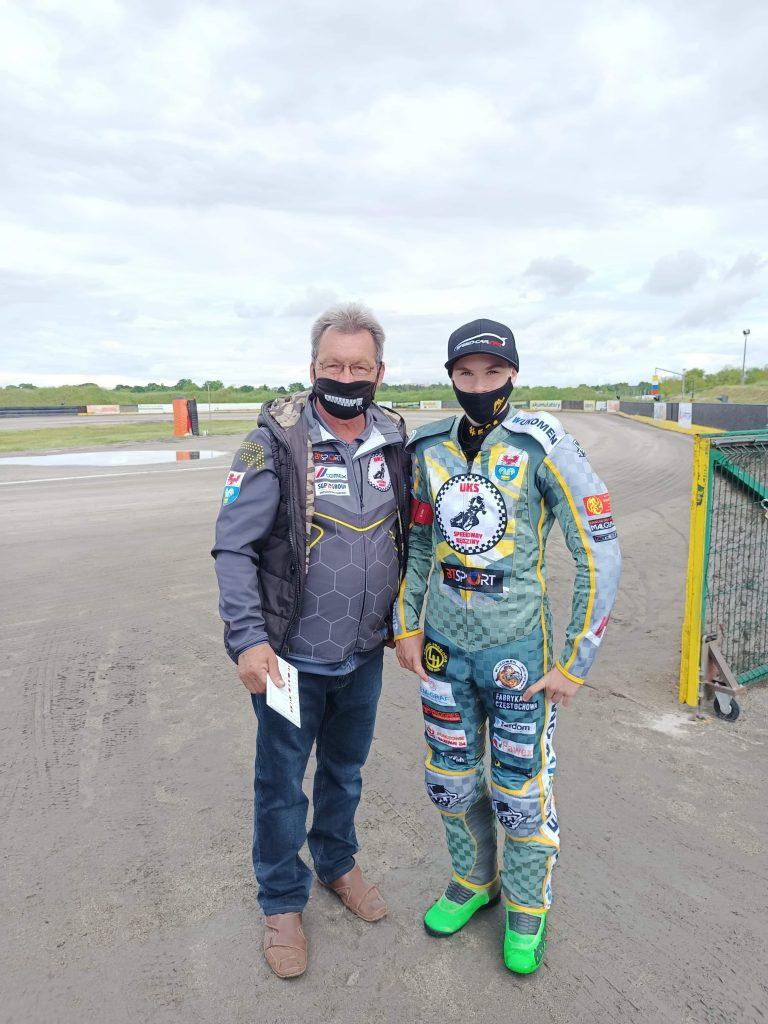 UKS Speedway Rędziny drugi w Toruniu 2