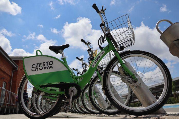 Z dużym opóźnieniem startuje kolejny sezon systemu Częstochowskiego Roweru Miejskiego. Obsługiwać go będzie firma Nextbike Polska 2
