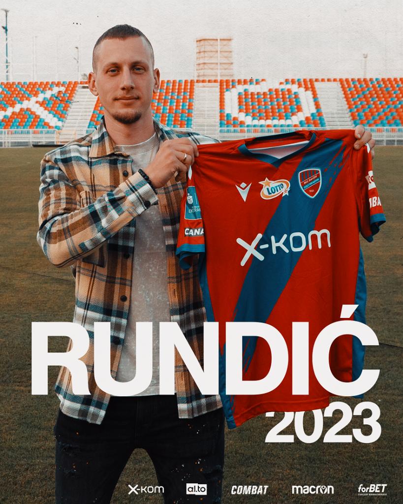 Kolejny Serb nowym piłkarzem Rakowa! 1