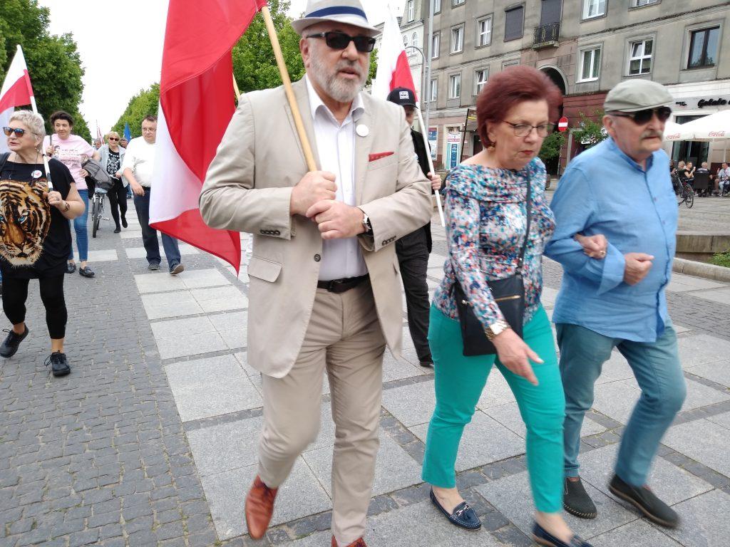 Przeszli ulicami Częstochowy, by przypomnieć, jak ważna jest wolność 1