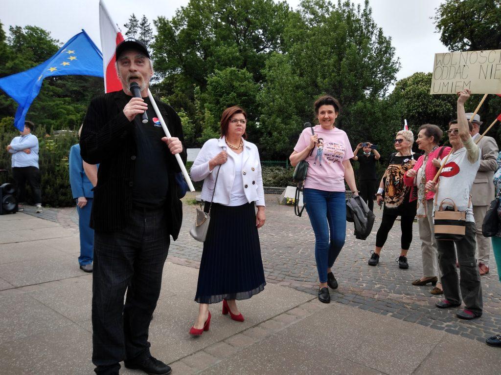 Przeszli ulicami Częstochowy, by przypomnieć, jak ważna jest wolność 12