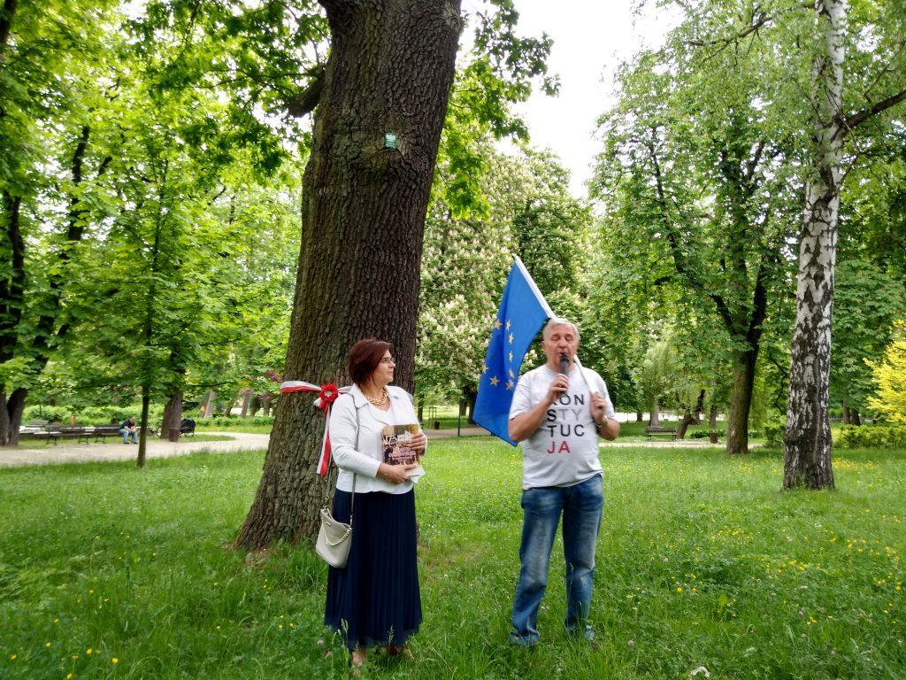 Przeszli ulicami Częstochowy, by przypomnieć, jak ważna jest wolność 17