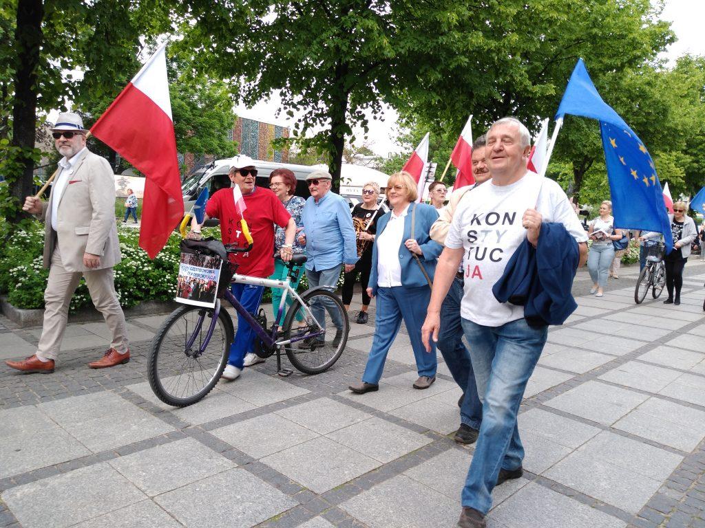 Przeszli ulicami Częstochowy, by przypomnieć, jak ważna jest wolność 4