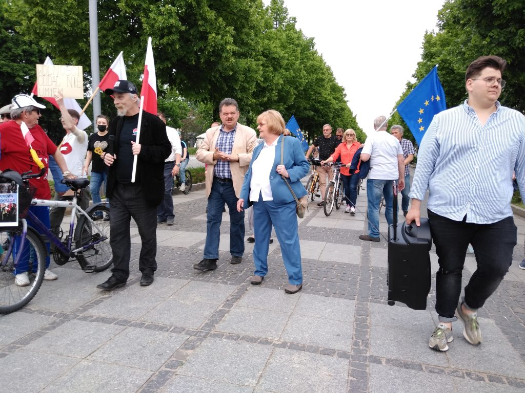 Przeszli ulicami Częstochowy, by przypomnieć, jak ważna jest wolność 6