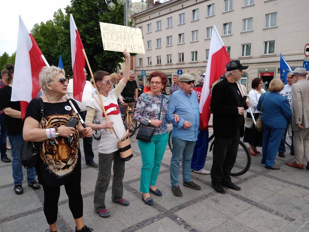 Przeszli ulicami Częstochowy, by przypomnieć, jak ważna jest wolność 8