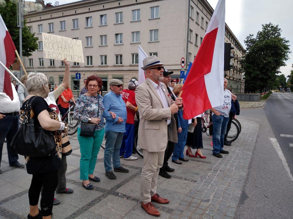 Przeszli ulicami Częstochowy, by przypomnieć, jak ważna jest wolność 9