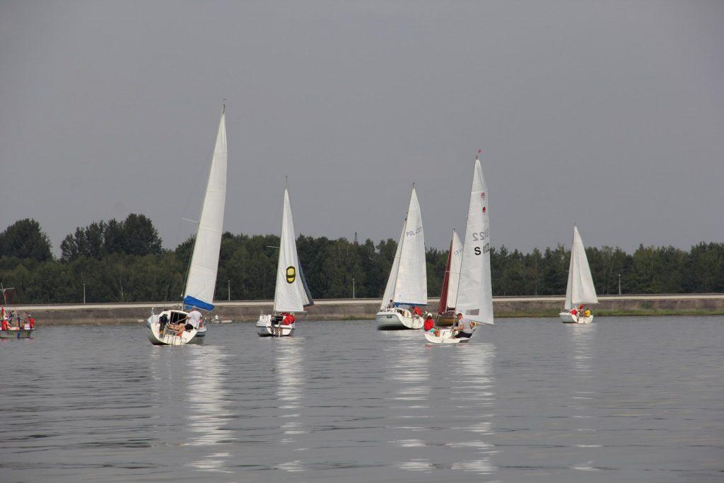 sezon żeglarski w Poraju