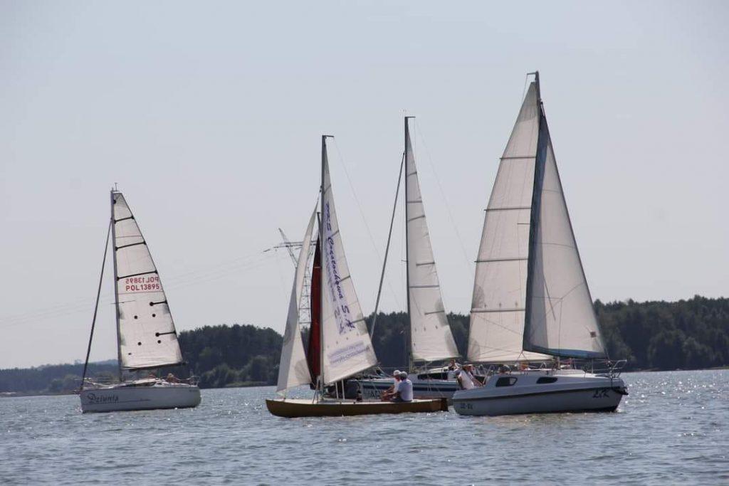 sezon żeglarski w Poraju 2