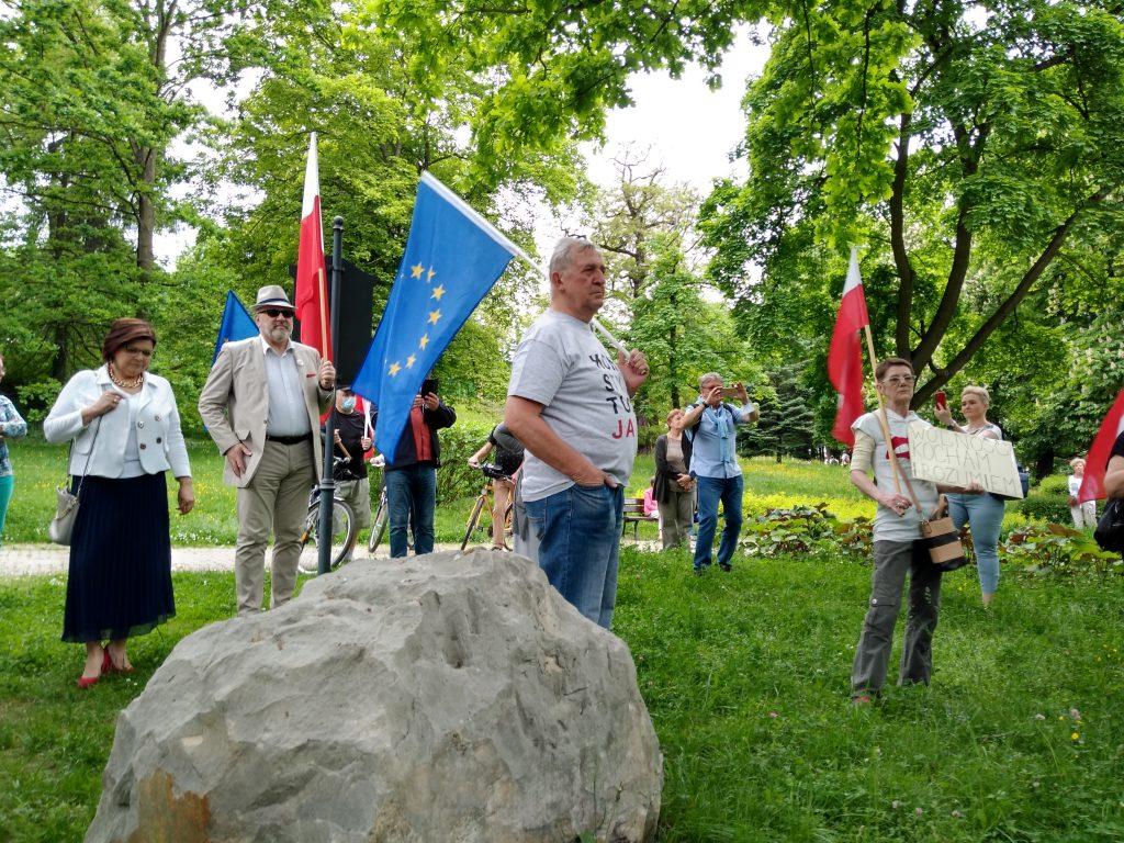 Przeszli ulicami Częstochowy, by przypomnieć, jak ważna jest wolność 18