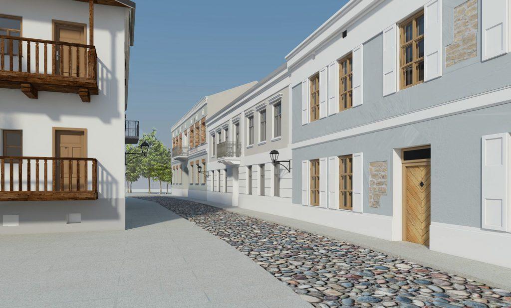 Stare Miasto w Częstochowie może wyglądać lepiej, przekonuje Grupa Elanex 1