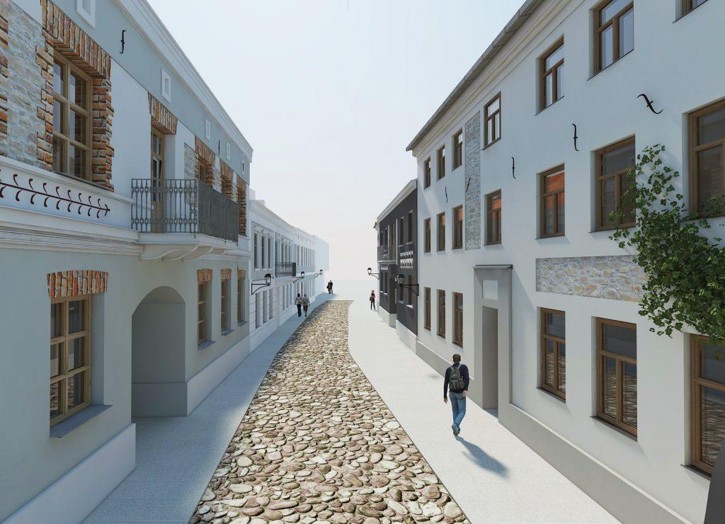 Stare Miasto w Częstochowie może wyglądać lepiej, przekonuje Grupa Elanex 3