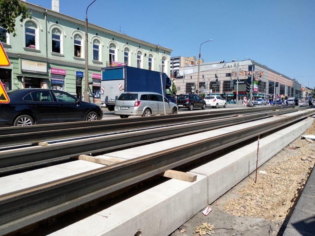 Częstochowskie torowisko tramwajowe pomoże w walce ze smogiem 4