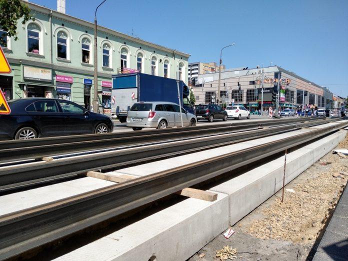 Częstochowskie torowisko tramwajowe pomoże w walce ze smogiem 10