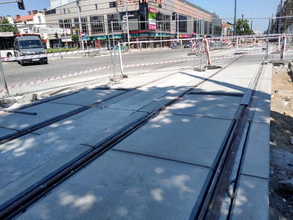Częstochowskie torowisko tramwajowe pomoże w walce ze smogiem 6