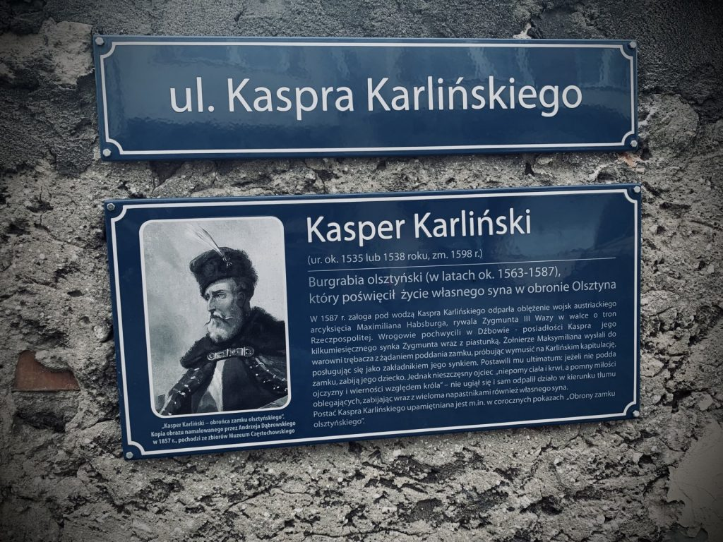 tablica Kasper Karliński 1