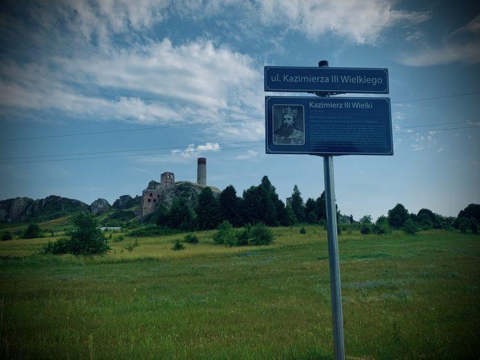 tablica Kazimierz Wielki 1