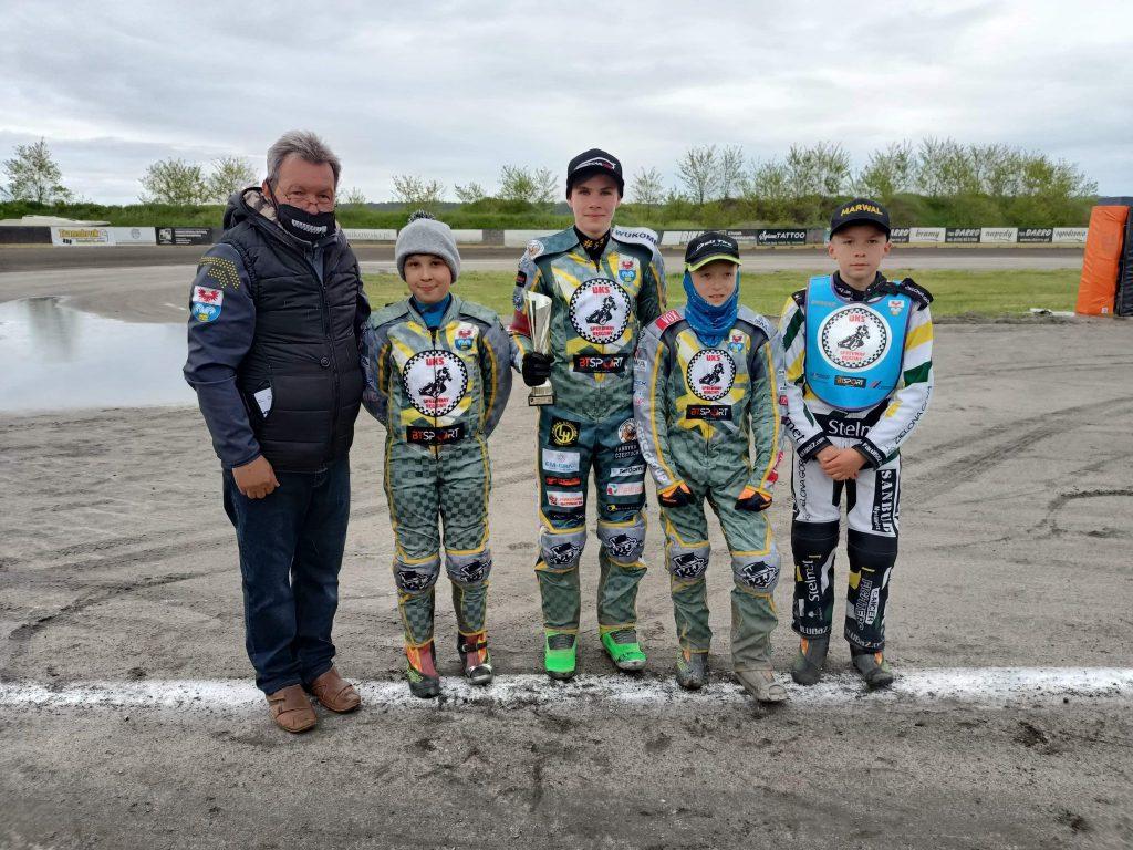 UKS Speedway Rędziny drugi w Toruniu 3