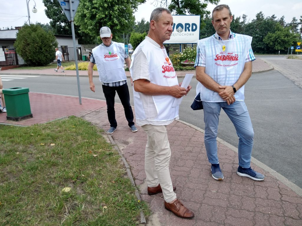 """WORD częstochowski ma stracić niezależność i stać się oddziałem ośrodka z Katowic. Pomysł oprotestowała """"Solidarność"""" 2"""