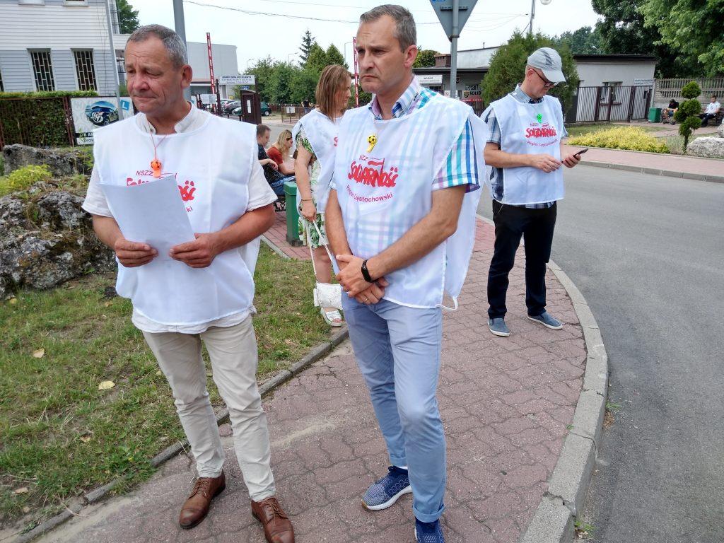 """WORD częstochowski ma stracić niezależność i stać się oddziałem ośrodka z Katowic. Pomysł oprotestowała """"Solidarność"""" 5"""