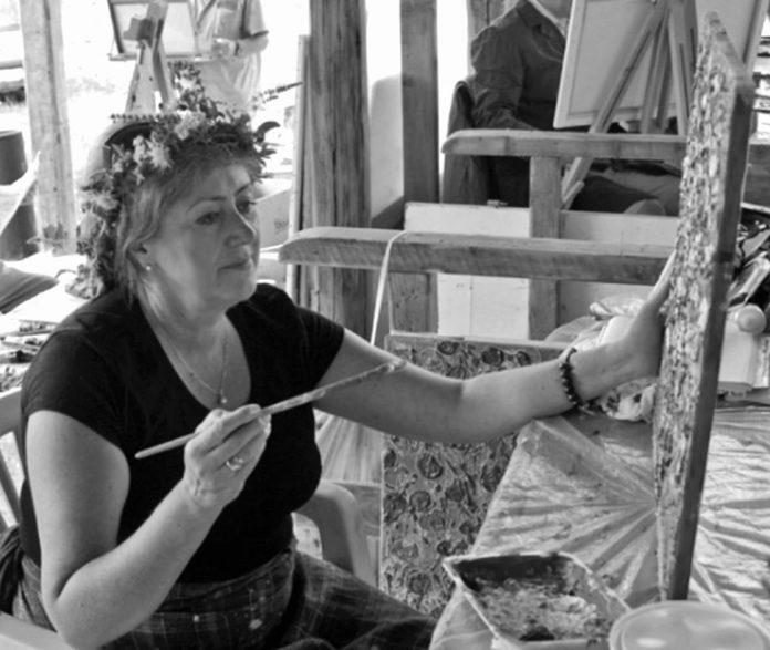 Nie żyje częstochowska malarka Beata Bebel-Karankiewicz. Jej pogrzeb odbędzie się 24 lipca 3