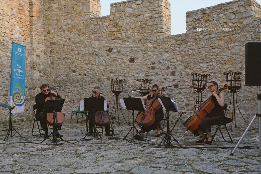 Letni Jurajski Festiwal Muzyczny zawitał do Bobolic. Teraz powróci na Stary Rynek 1