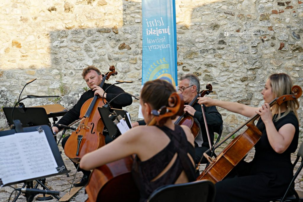 Letni Jurajski Festiwal Muzyczny zawitał do Bobolic. Teraz powróci na Stary Rynek 4