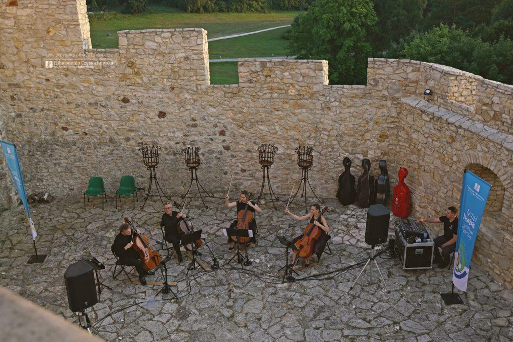 Letni Jurajski Festiwal Muzyczny zawitał do Bobolic. Teraz powróci na Stary Rynek 3