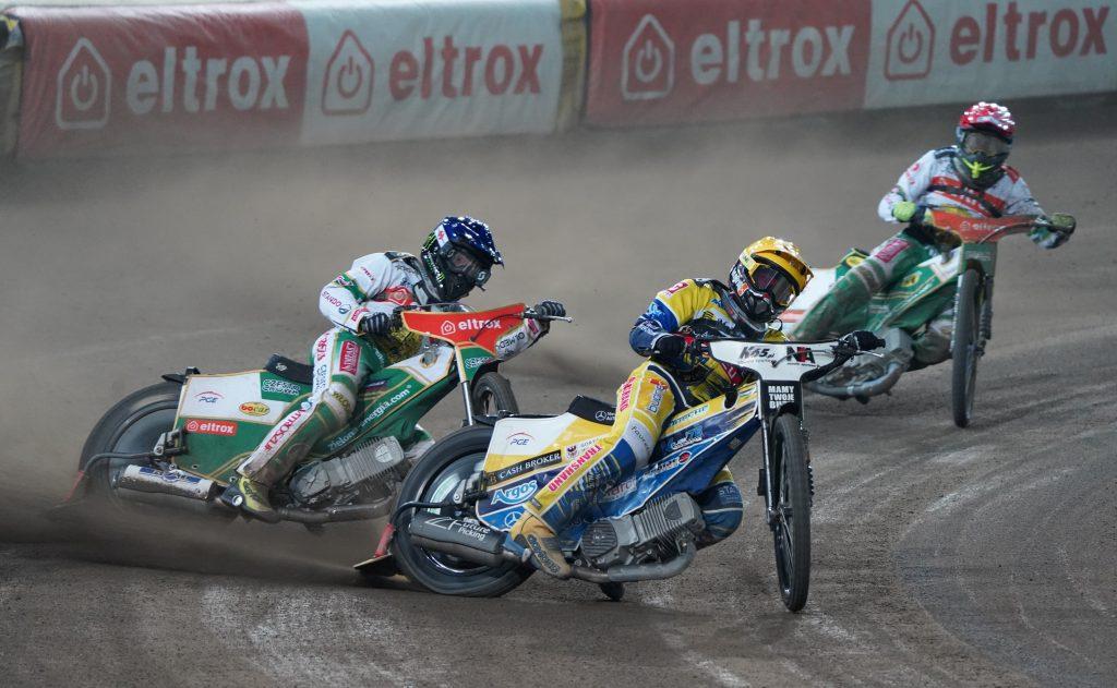 Łaguta wygrał GP w Togliatti. Madsen i Lindgren w półfinałach 4