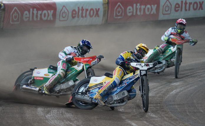 Lindgren na podium w niedzielnym Grand Prix Czech w Pradze 3