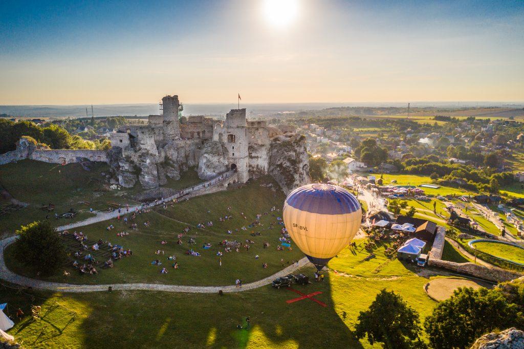 Pomysł na najbliższy weekend? II Zamkowa Fiesta Balonowa w Ogrodzieńcu 1