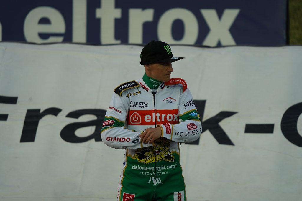Fredrik Lindgren zdobył indywidualne mistrzostwo Szwecji 2