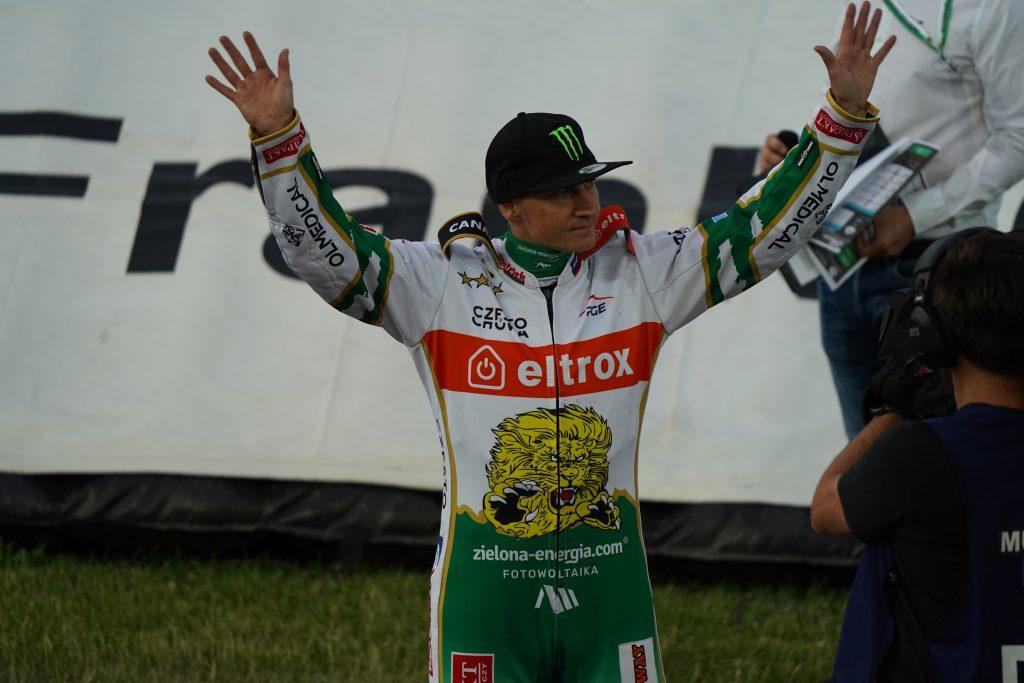 Fredrik Lindgren zdobył indywidualne mistrzostwo Szwecji 1