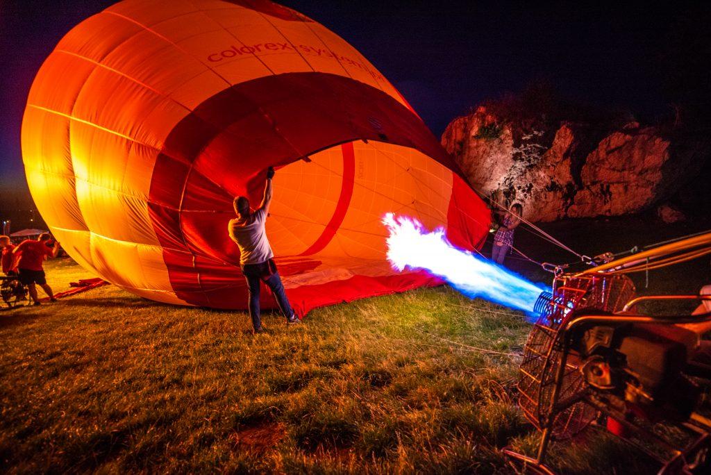 Pomysł na najbliższy weekend? II Zamkowa Fiesta Balonowa w Ogrodzieńcu 8