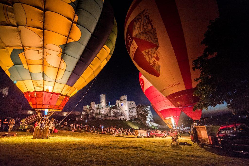 Pomysł na najbliższy weekend? II Zamkowa Fiesta Balonowa w Ogrodzieńcu 10