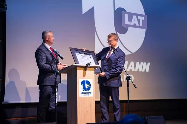 10 lat sukcesów i dynamicznego rozwoju – jubileusz spółki Hegelmann Poland 12