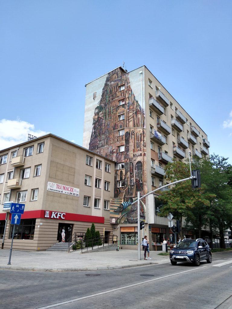 Murale sposobem na upiększanie miast 6