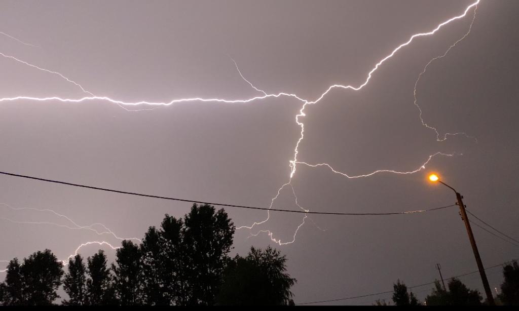 Ostrzeżenie meteorologiczne dla województwa śląskiego 1