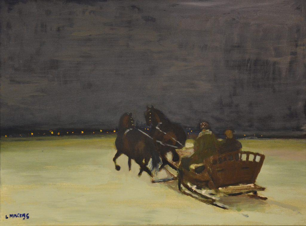 Dzieła wybitnego pejzażysty Ludwika Maciąga zobaczymy już niebawem w częstochowskiej Miejskiej Galerii Sztuki 1