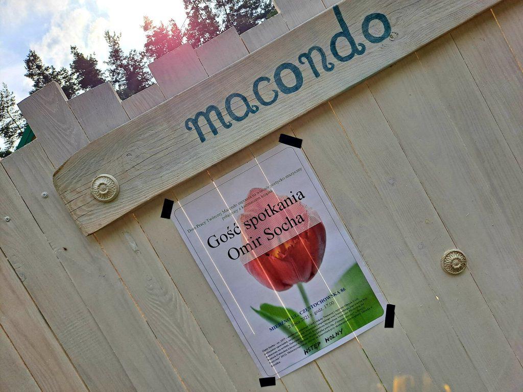 """Miedźno. Poeci z Chorzowa stworzyli tu Dom Pracy Twórczej """"Macondo"""" 2"""