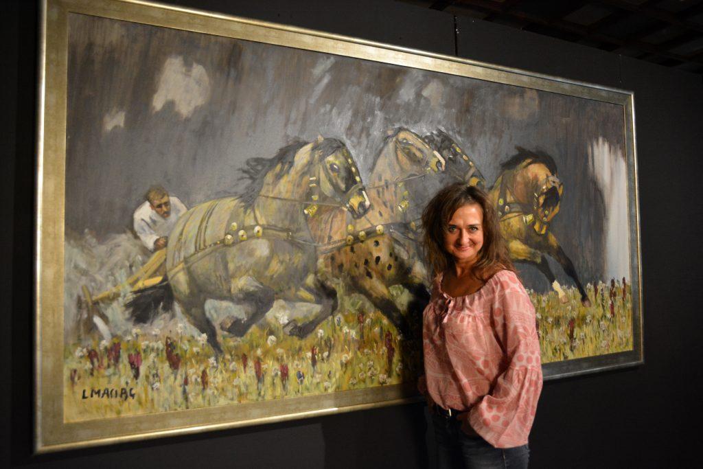 """W niedzielę w Częstochowie odbędzie się parada koni. To wydarzenie towarzyszące wystawie """"Z miłości i wiatru"""" 2"""