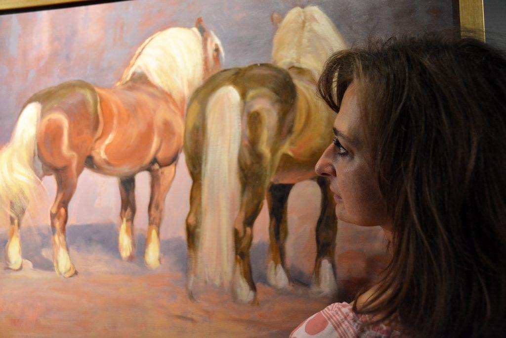 """W niedzielę w Częstochowie odbędzie się parada koni. To wydarzenie towarzyszące wystawie """"Z miłości i wiatru"""" 10"""