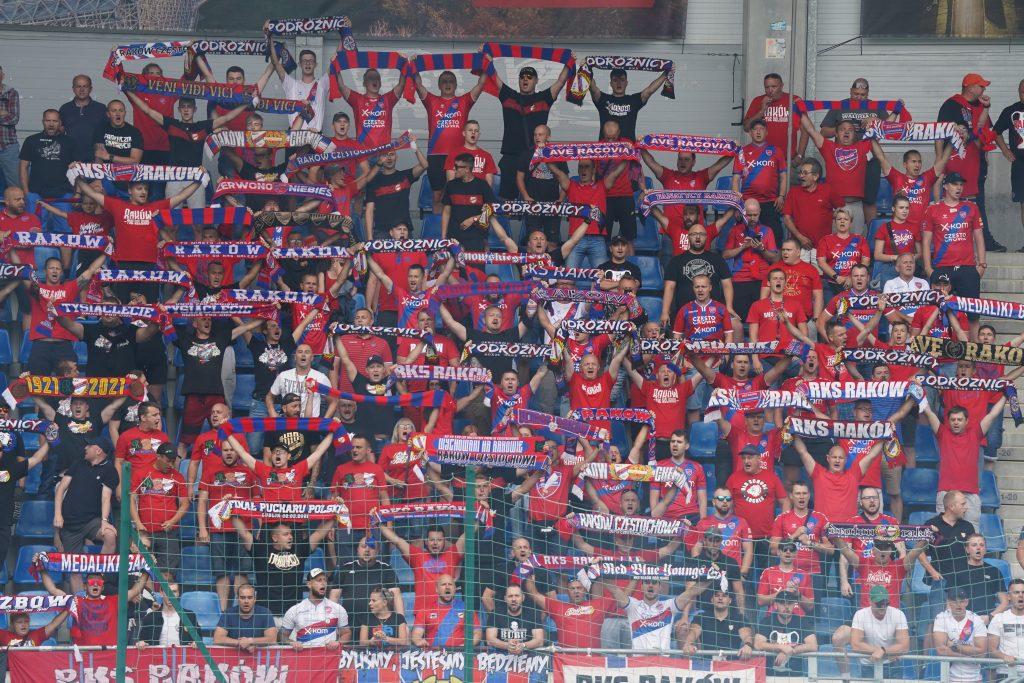 Raków rozpoczął nowy sezon od zwycięstwa z Piastem w Gliwicach!!! 5
