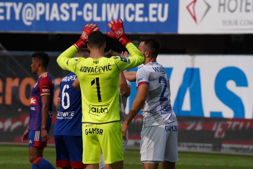 Vladan Kovacević wyrasta na bohatera Rakowa 2