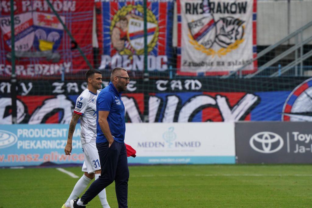 Raków rozpoczął nowy sezon od zwycięstwa z Piastem w Gliwicach!!! 7