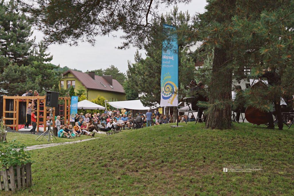 Letni Jurajski Festiwal Muzyczny 2021 w Podlesicach. Teraz pora na Olsztyn 12