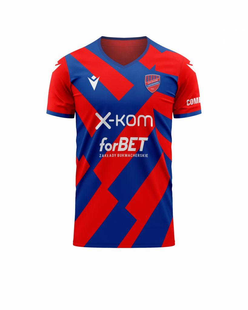 Raków zagra na Litwie w nowych koszulkach... 1