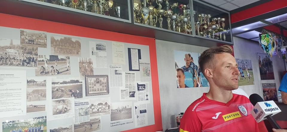 Skra Częstochowa w piątek w Kielcach zaczyna batalię w Fortuna 1 Lidze, a w środę zorganizowała przedsezonową konferencję prasową... 9