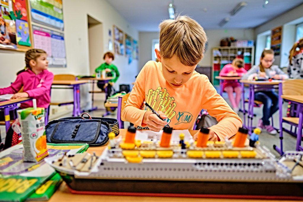 Soward Smart Kids, czyli Szkoła Mistrzów 4